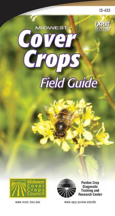 Cover crop field guide cover