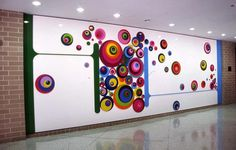 Abstract wall painting - Top 10 Awesome Wall Paintings
