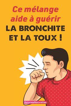 Le traitement de la toux chronique et de la bronchite a toujours été un défi même pour la médecine conventionnelle... Mais ce nouveau remède naturel contient certains des ingrédients les plus anciens et les plus puissants qui apaisent la gorge et les poumons et soignent la toux et la bronchite rapidement ! Lungs, Stuff Stuff, Flu