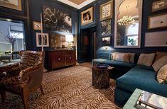 Mostra de decoração: Kips Bay Decorator Show House. Veja mais: http://casadevalentina.com.br/blog/detalhes/decorator-show-house--ny-2869 details #interior #design #decoracao #detalhes #decor #home #casa #design #idea #ideia #charm #charme #casadevalentina #news #novidades #livingroom #saladeestar #blue #azul