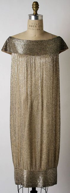 Evening dress (1958)  by Norman Norell