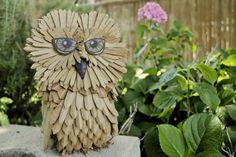 Owl by Ali Golzad, via Behance