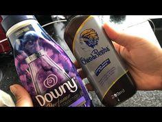 🔴PERFUMA 3 DIAS E 3 NOITES! SEGREDO MARAVILHOSO! NÃO VAI MAIS FEDER! - YouTube Everyday Hacks, Perfume, Vodka Bottle, Shot Glass, Youtube, Tableware, Downy, Limo, Homemade Reed Diffuser