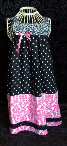 Retro Apron - Little Miss - Coordinating Aprons - Adjustable Ties - Old School Apron - Christmas in July - Cooking with Mom - Grandma and Me by thebluekeystone on Etsy