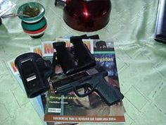 Fanáticos de Bersa comparten con nosotros sus propias fotos. BersaFans share with us their own guns pictures.