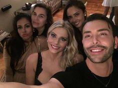 Giacomo Urtis 14 maggio · Visualizza su Instagram With my girls @francescaciprianiofficial @patriciagloriacontreras @lory_del_santo @ruby_realofficial #party #fiesta #signoretti #milan #girl #man #model — presso Milano.