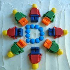 Candy LEGO minifigure tutorial.