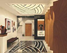 Wraca moda na art déco we wnętrzach naszych mieszkań, co zainspirowało projektantów do stworzenia osiedla Art Deco w Gdyni.