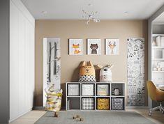 Bedroom Cupboard Designs, Kids Bedroom Designs, Baby Room Design, Home Room Design, Kids Bedroom Ideas For Girls Toddler, Rooms To Go Kids, Baby Playroom, Baby Boy Rooms, Childrens Room Decor