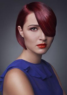 The Art of Hair -red and copper tones Visit us for #hairstyle and #hair advice www.ukhairdressers.com