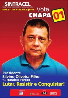 Segurança.com: Eleições Sindicais no Sintracel, Chapa 1 dá a Larg...