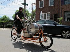 Cargo Bicycle (I'd change the cargo, though).
