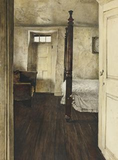 Andrew Wyeth exhibit at the Greenville County Museum of Art