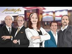 Our little spoof on the CBC show Dragon's Den called Dragons Lunch. Can they all agree? Dragons Den, Illusions, Pop Culture, Have Fun, Family Guy, Lunch, Animation, Cartoon, My Love
