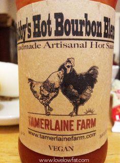 Tamerlaine Farm Hot Bourbon Sauce