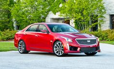 View 2016 Cadillac CTS-V Photos from Car and Driver. Find high-resolution car images in our photo-gallery archive.