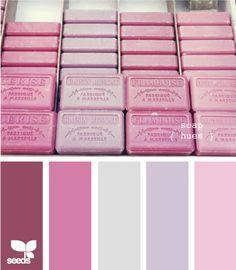 I love pinks