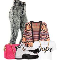 Untitled #202, created by obeymy-swagg on Polyvore
