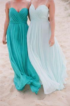 Featured photographer: Ale & Kim Photography;  Bridesmaid Dress idea
