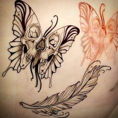 Done by Francesca Dugoni, tattoo artist at Woland Tattoo & Piercing Studio (Reggio Emilia), Italy  TattooStage.com - Rate & review your tattoo artist. #tattoo #tattoos #ink #TopRatedTattooist