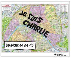 Charlie Hebdo: démonstration de force en France après les attentats - Rue89 - L'Obs
