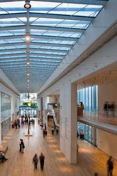 CHICAGO ART INSTITUTE. Renzo Piano Building Workshop