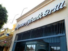 Musso & Frank Grill. 6667 Hollywood Blvd Los Angeles, CA 90028.