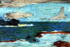 Nusa Lik Emil Nolde - 1914