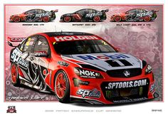 Print 31 photo by Velocemoto Car Prints, Aussie Muscle Cars, V8 Supercars, Car Wrap, Drag Racing, Touring, Cool Cars, Race Cars, Super Cars