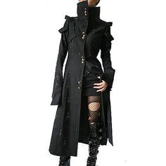 Punk Goth Jacket