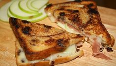 Grilled cheese is already a favorite, but with brie...wow!