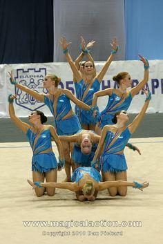 Dance Costumes Lyrical, Lyrical Dance, Dance Choreography, Gymnastics World, Acrobatic Gymnastics, Gymnastics Leotards, Dance Team Photos, Sports Gif, Gymnastics Photography