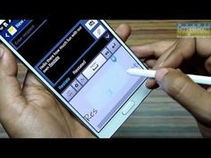 Samsung Galaxy Note 3 III hidden TIPS & TRICKS you MUST KNOW. at 7:36: Safety Assistance.   at 9:04: Smart Screen
