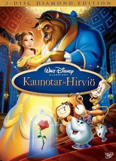 Disney Klassikko 30: Kaunotar ja Hirviö TÄLLÄNEN JOS JOSTAIN LÖYTYISI