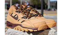 Kicks Deals – Official Website Nike Air Trainer SC High Sneakerboot 'Haystack' - Kicks Deals - Official Website
