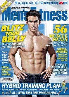 April 01, 2014 issue of Men's Fitness UK
