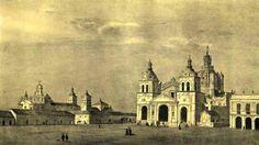CÓRDOBA EN 1858. Por León Palliére. Litografía.