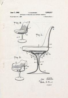 lbgark: Chaises Chair_Eero Saarinen