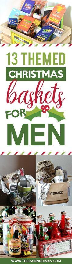 Christmas Gift Baskets for Men