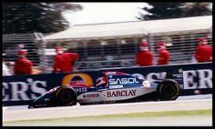 F1 Corradi: Eddie's Team
