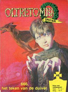 Cover for Oltretomba speciaal (De Vrijbuiter; De Schorpioen, 1973 series) #46
