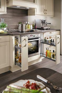 Sprytne sposoby na przechowywanie w kuchni  - zdjęcie numer 9
