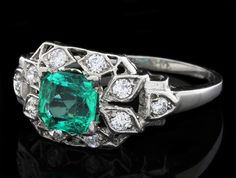 #Emerald Rings Dublin    Buy Now ! repin .. like .. share :)    $439.00    http://amzn.to/X5zdSM