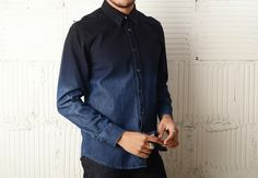 Poesie Dyed Shirt by Etudes