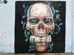 Conheça um pouco da historia do Artista Marcelo Gomes conhecido como GUD,faz graffiti desde 1995. Nascido e criado na cidade de Belo Horizonte/MG/Brasil. Ele nos conta que começou a engajar no mun...