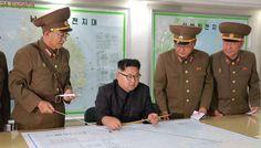 Registrado un terremoto en Corea del Norte que podría deberse a una prueba nuclear