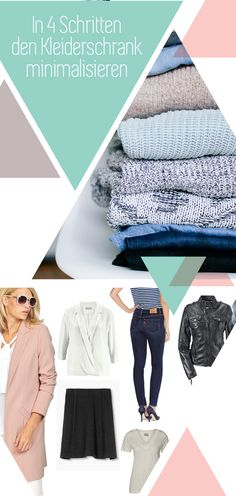 Zeit, den Kleiderschrank auszumisten! Wie wendet man die Capsule Wardrobe Methode an und welche Basics dürfen nicht fehlen?