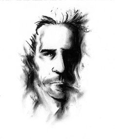 Zed's Charcoal Sketches of Constantine | Constantine | NBC