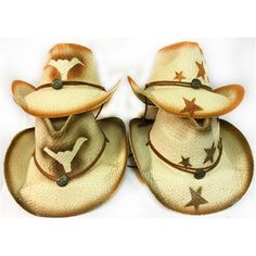 7dd12ce11cc06 31 Great Cowboy Straw Hats with your Company Logo images