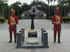 Tomb of The Unknown Soldier. Carobobo Field, Carobobo, Venezuela.